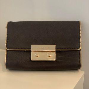 Michael Kors Small Brown Shoulder Bag
